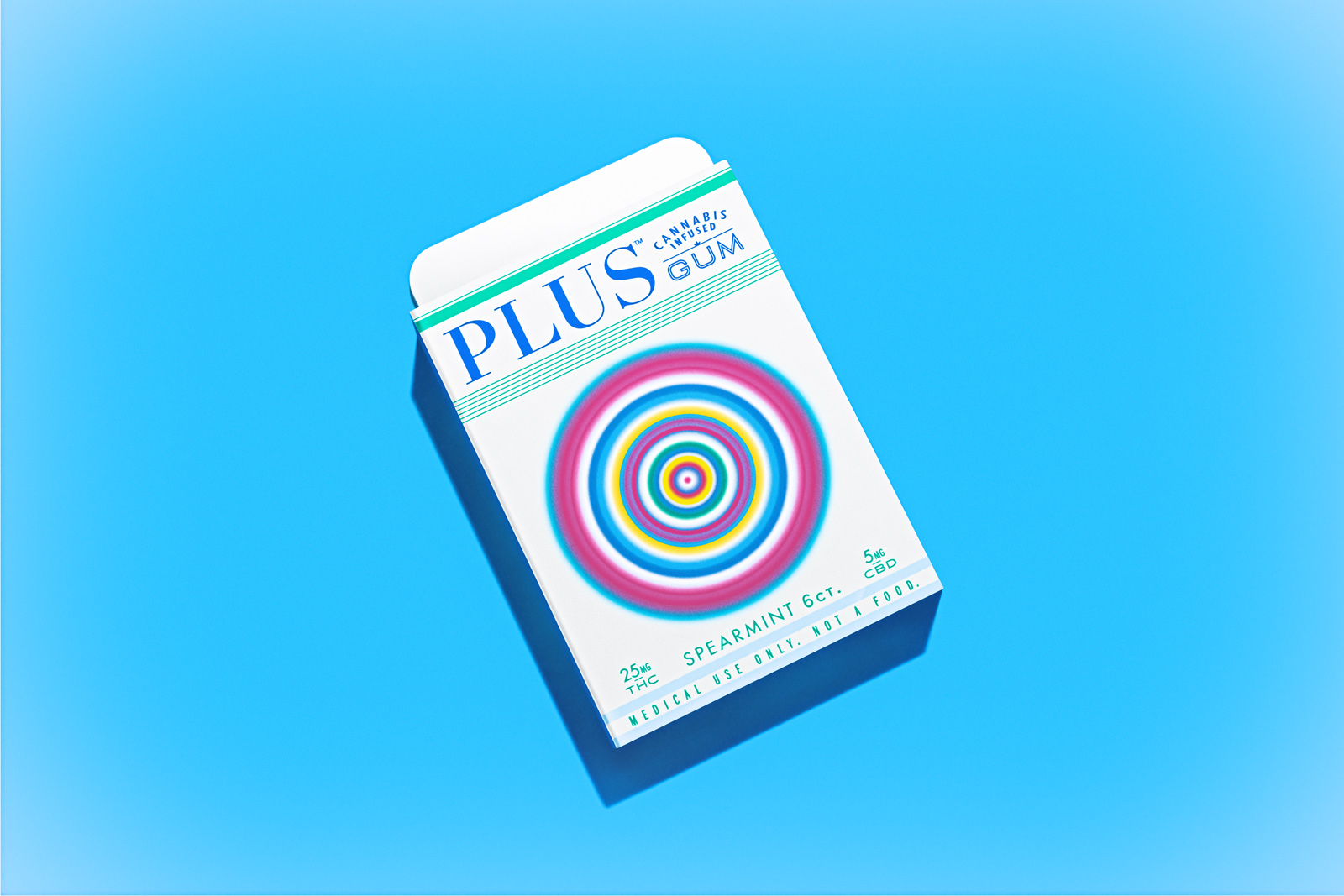phillip fivel nessen Plus Gum marijuana product design
